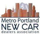metro portland new car dealers association